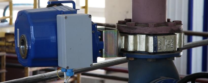 Главный паровой вентиль для реализации каскадной схемы для паровых котлов