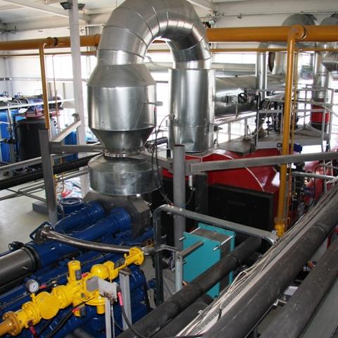 паровые котлы утилизаторы для газопоршневых агрегатов